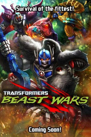 "Transformers News: Transformers: Legends ""Survival of the Fittest"""