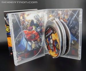 Shout! Factory Transformers: Armada The Complete Series DVD Set Packaging Sneak Peek
