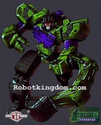 ROBOTKINGDOM .COM Newsletter #1151 - TFC Hercules - Exgraver  X