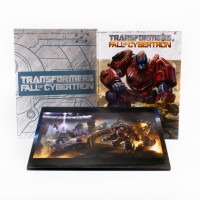 Transformers News: Sneak Peek: Transformers: The Art of the Fall of Cybertron Limited Edition