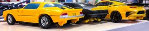 First Image of Car Modes from Transformers Bumblebee Evolution Three Pack