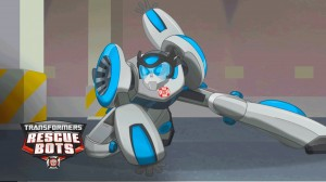 Transformers News: Transformers: Rescue Bots Season 4 Preview and Introduction of Quickshadow