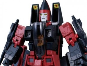 Transformers News: Video Review for Masterpiece MP-11NT Thrust