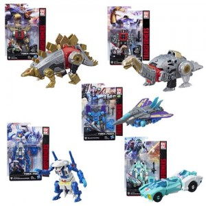 Case Breakdowns for Wave 2 of Transformers Power of the Primes