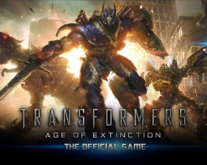 DeNA and Hasbro Announce TRANSFORMERS: AGE OF EXTINCTION for Mobile is Coming Soon
