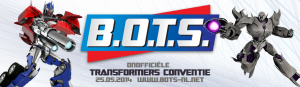 B.O.T.S. Convention 2014 (Benelux) Website Now Live