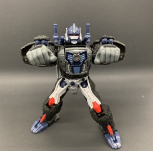New Production Shots of Transformers Kingdom Optimus Primal, Rattrap and Cheetor