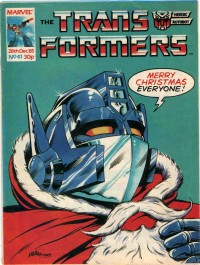 Transformers News: Merry Christmas and Happy Holidays from Seibertron.com