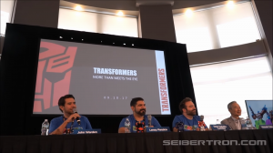 Transformers News: #HASCON 2017 Transformers Brand Panel Q&A Video
