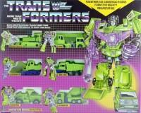 Transformers Encore G1 Devastator Giftset Reissue