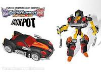 Transformers News: Video Review: TFSS 1.0 Animated Jackpot