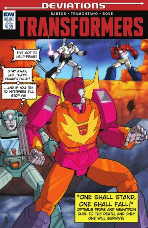 Transformers News: Transformers: Deviations' Subtle Indictment