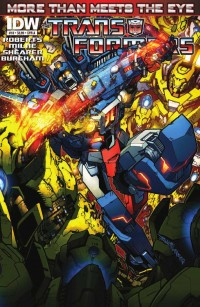 Transformers News: Transformer: More Than Meets The Eye Ongoing #18 Preview