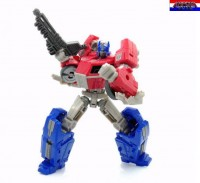 Transformers News: Transformers Generations: Fall of Cybertron Deluxe Optimus Prime Pictorial Review