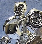 Transformers News: New Image of Lucky Draw Silver Animated Bumblebee