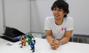 Transformers News: Interview With Takara Tomy designer Onishi Wataru