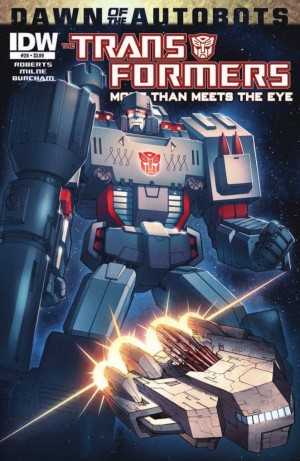 IDW Transformers: More Than Meets the Eye #28 Full Preview