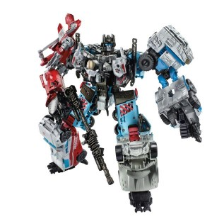 Toy Fair US 2015 Coverage - Official Hasbro Images of Transformers Generations Combiner Wars