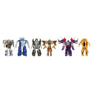 New Age Of Extinction Pre-Orders At Target.Com (1-Step Magic 6 Pack And Silver Knight FE Optimus)