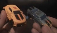 TRU Exclusive Cyberverse Scan Series Four Pack  Video Review