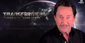 peter cullen as optimus prime