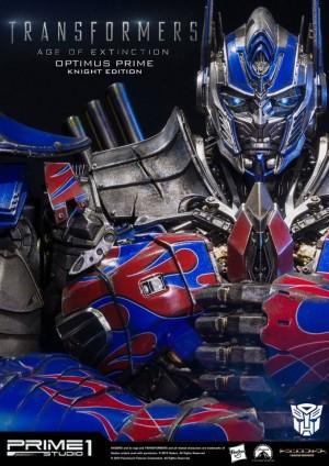 Official Images of Prime 1 Studios' MMTFM-07 Age of Extinction Optimus Prime