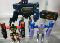 Transformers News: BTS-05 Minions - Tremor & Frequenzy Video Review