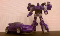 Transformers News: BotCon 2012 Custom Class Figure Revealed! Shattered Glass Longarm