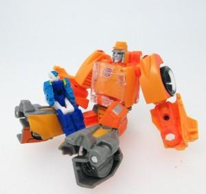 Takara Tomy Transformers Legends LG29 Wheelie & Goshooter image