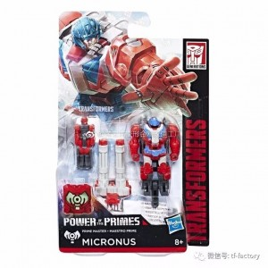 Transformers News: Some Power Of the Primes Figures Shipping With Two Prime Masters: Report