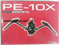 Transformers News: Convention Exclusive Perfect Effect PE-10X Shadow Bat