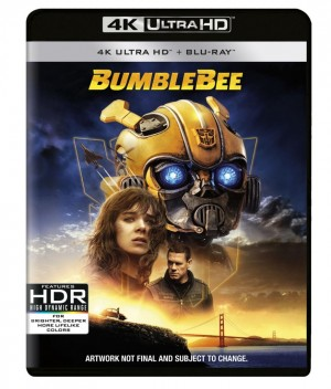 Transformers News: Paramount Replacing Transformers Bumblebee DVD's With Faulty Audio Sync Issue