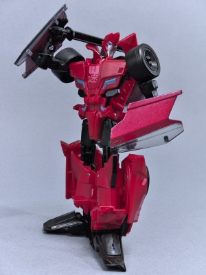 More In-Hand Images of Transformers Robots in Disguise Jazz and Sideswipe