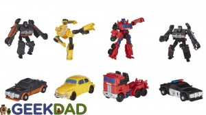 Transformers News: Video Reviews for Transformers Bumblebee Movie Nitro, Power Plus and Speed Toy Classes