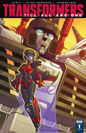 Transformers News: IDW Transformers: Till All Are One #1 Review #TAAO