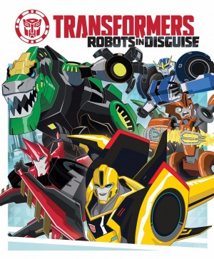 Transformers News: New Transformers Busy Book Up For Preorder