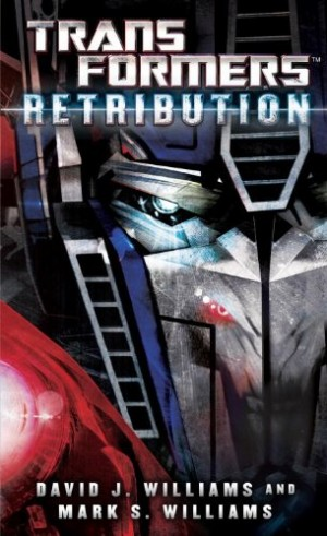 Transformers News: Transformers: Retribution Released Today (January 28) - Additional Excerpt