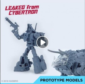 'Leaked From Cybertron' Images of Transformers Power of the Primes Slug