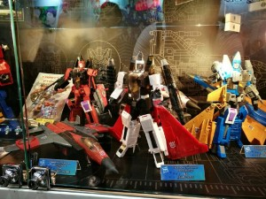 Transformers News: More Images of Takara Tomy Transformers Masterpiece MP-11ND Dirge from Cybertron Con 2016