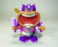 Transformers News: Gari Robo-Kun: Now in Grape!