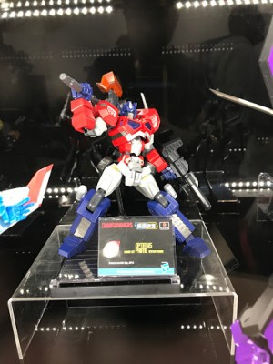Seibertrion Presents #HasbroToyFair 2020 Coverage With Huge Display From Flame Toys