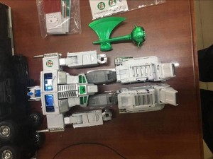 TakaraTomy Masterpiece MP-10 7-11 Ultra Magnus repaint hinted and leaked