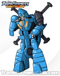 Transformers News: TCC Free Membership figure Dion's partner announced