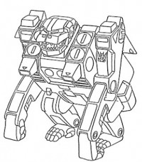Transformers News: Ark Addendum Update - Apeface's Transformation Sequence