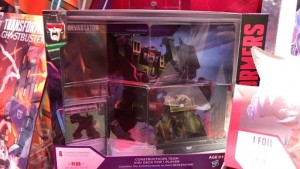 Transformers News: Images of Predaking and Devastator Transformers Trading Card Game Packs from New York Toy Fair 2019 #tfny
