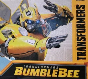 Transformers News: Transformers: Bumblebee Movie Kids Costume Found at Retail