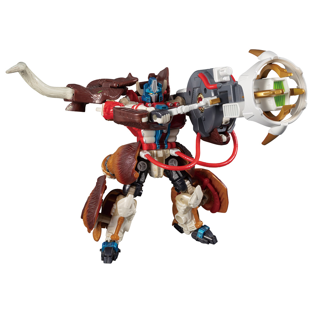 Official Images of Matrix Buster Big Convoy Reissue