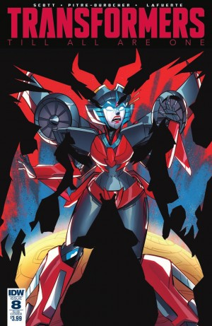 Review of IDW Transformers: Till All Are One #8