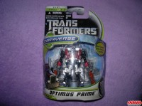 Cyberverse Commander Optimus Prime  Dual Energon Sword Repaint Images