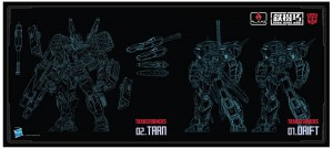 Better look at teaser for Flametoys' IDW Tarn non-transforming figure